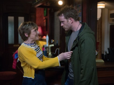EastEnders spoilers: Rob Kazinsky reveals intense ending to tragic Sean and Jean Slater week