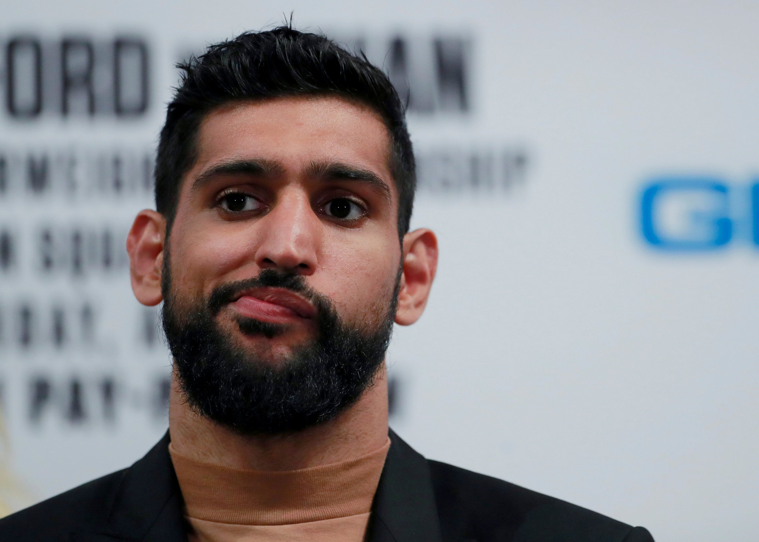 Amir Khan's wife takes on camp manager role for Terence Crawford preparations