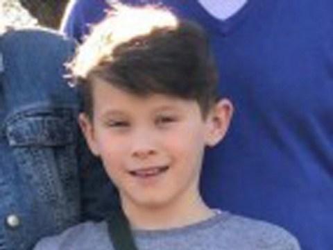 Boy, 11, dies in hospital four days after 'hit-and-run' car crash