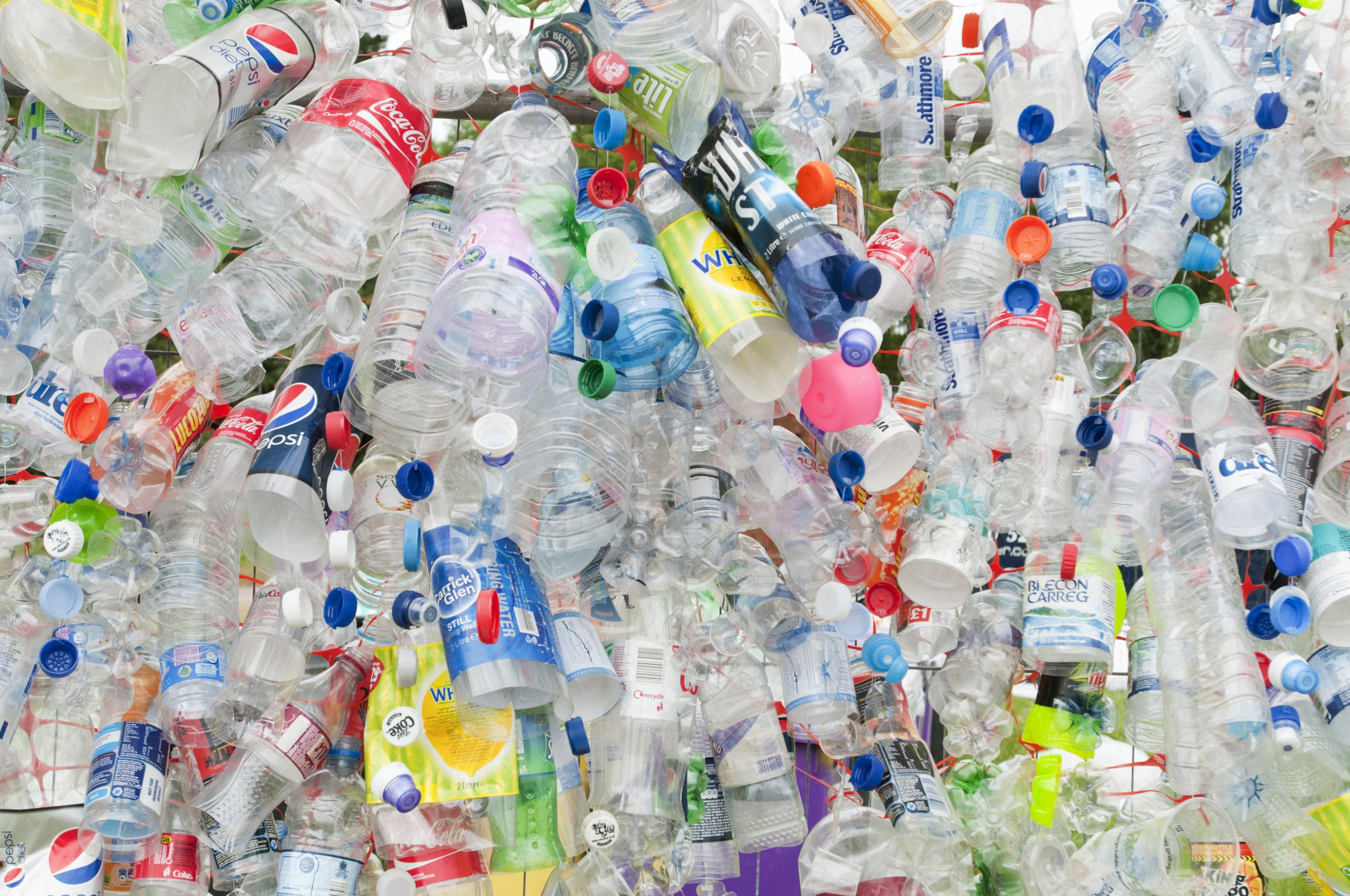 Shoppers face 'plastic tax' on bottles bought from supermarkets