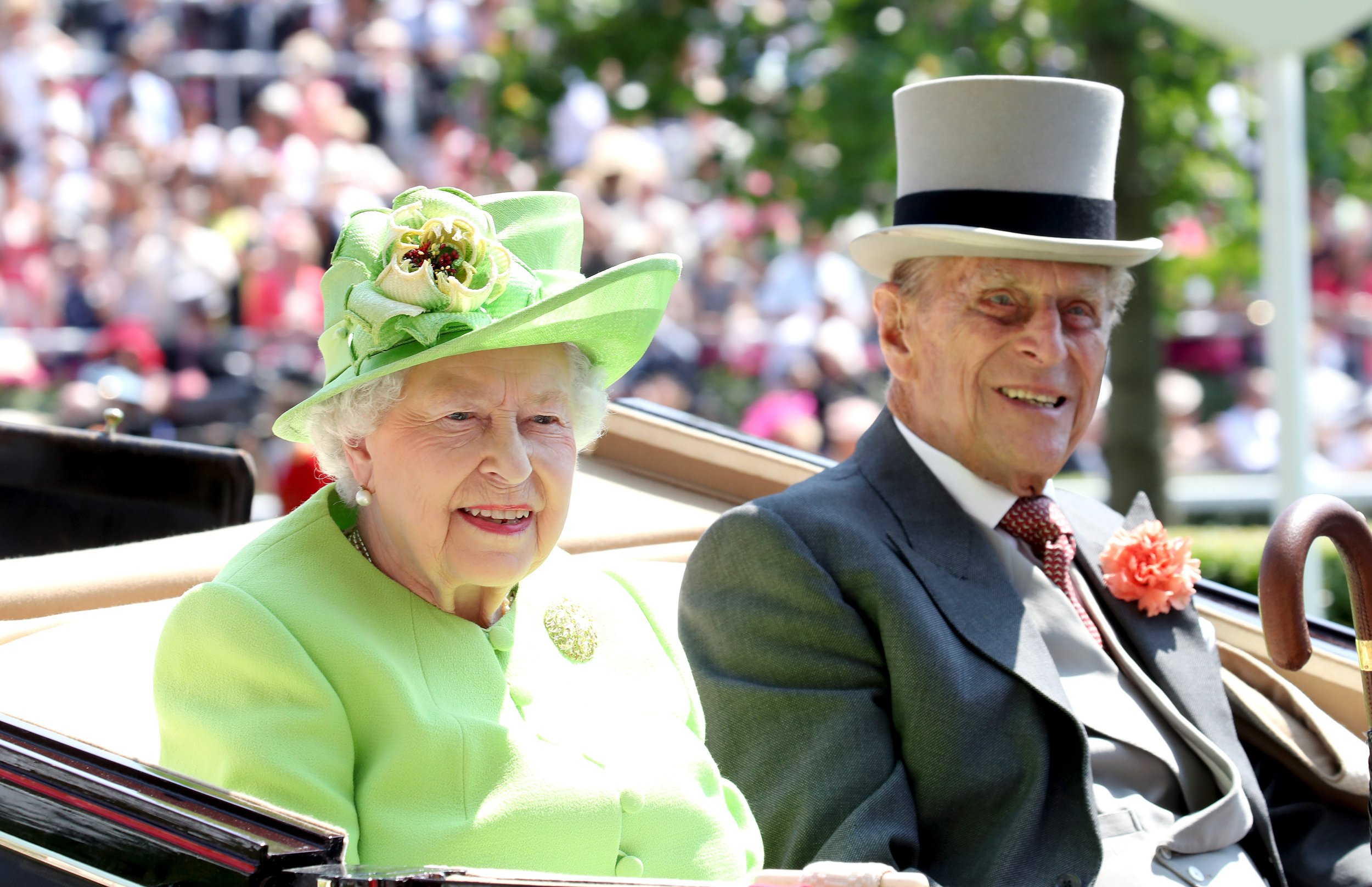 Prince Philip becomes third oldest royal in history