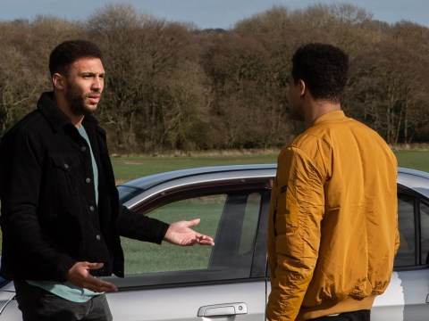 Emmerdale spoilers: Ellis' horror after being stabbed by his own brother Billy?