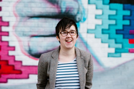 "A handout picture released by Jess Lowe Photography on April 19, 2019 and taken on May 19, 2017 shows journalist and author Lyra McKee posing for a photograph in Belfast. - Journalist Lyra McKee was shot dead overnight during riots in the Creggan area of Derry, Northern Ireland, in what police on April 19, 2019 were treating as a terrorist incident following the latest upsurge in violence to shake the troubled region. (Photo by Jess LOWE / JESS LOWE PHOTOGRAPHY / AFP) / RESTRICTED TO EDITORIAL USE - MANDATORY CREDIT ""AFP PHOTO / JESS LOWE PHOTOGRAPHY "" - NO MARKETING NO ADVERTISING CAMPAIGNS - DISTRIBUTED AS A SERVICE TO CLIENTSJESS LOWE/AFP/Getty Images"