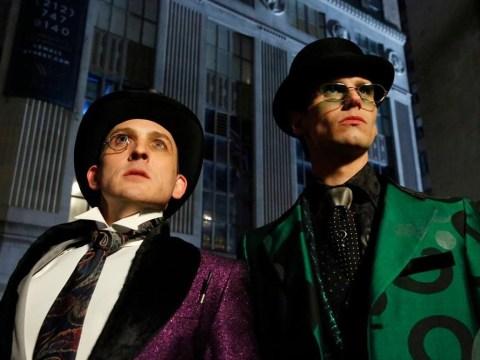 Gotham's final ever episode photos show classic villains and Jim Gordon's moustache