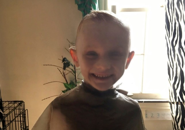 """This undated photo provided by the Crystal Lake, Illinois Police Department shows Andrew """"AJ"""" Freund. Crystal Lake police say the missing boy's Freund's parents last saw him about 9 p.m. Wednesday April 17, 2019. Police say Andrew's parents reported him missing when they woke up Thursday and couldn't find him in their home. Police in the Chicago suburb of Crystal Lake say an FBI team that specializes in missing children is helping them search for the 5-year-old boy. (Crystal Lake Police Department via AP)"""