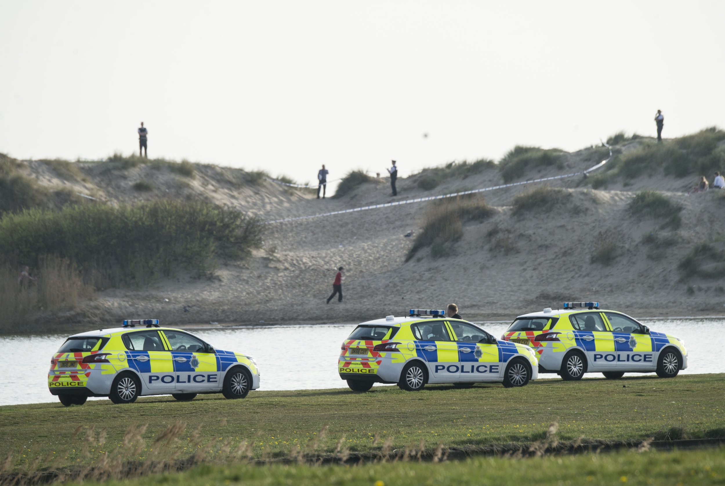 Boy, 14, stabbed in 'targeted' attack on busy beach
