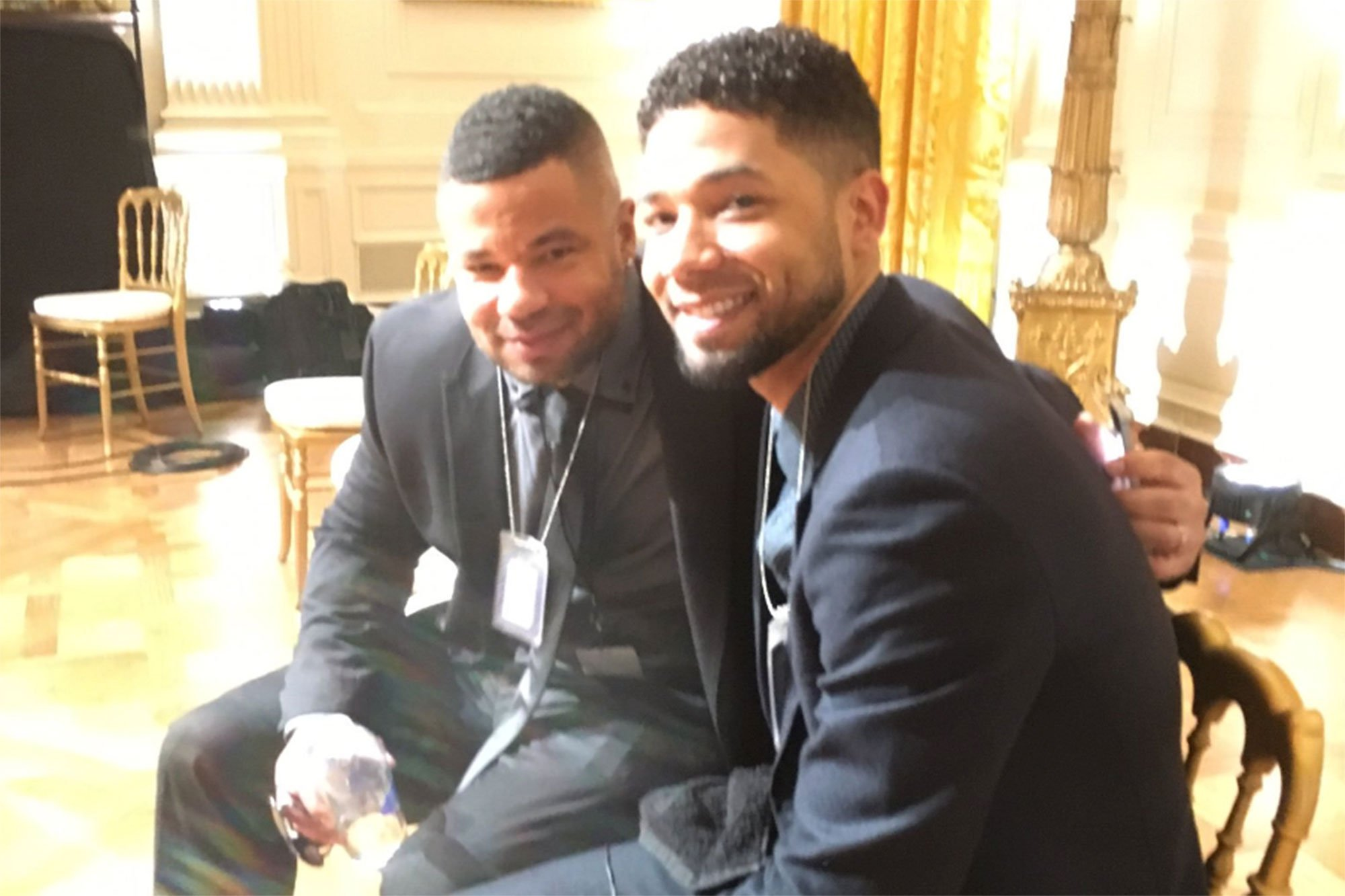 Jussie Smollett's brother defends him over 'unjust' charges in powerful essay