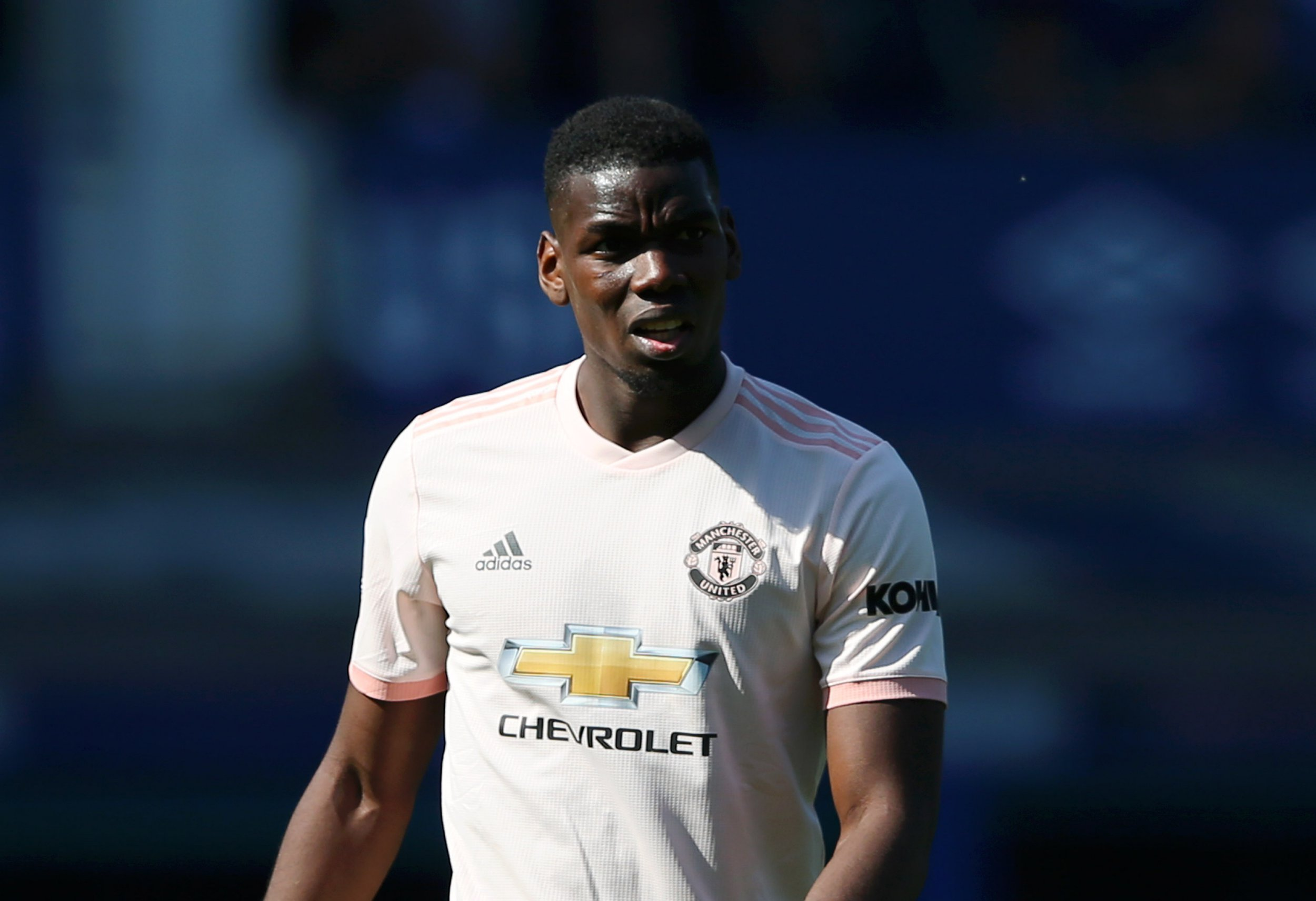 Paul Pogba snubs Manchester United fans and leaves Ole Gunnar Solskjaer to apologise after Everton defeat