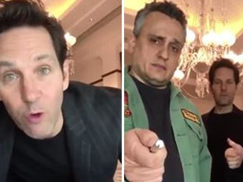 Avengers' Paul Rudd is all of us as he interrogates Russo Brothers about Endgame deaths