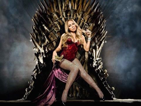 Mariah Carey posts ultimate Game Of Thrones spoiler – she's Queen