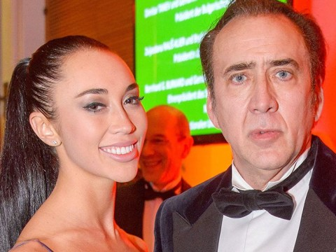 Nicolas Cage's estranged wife demanding spousal support after four-day marriage