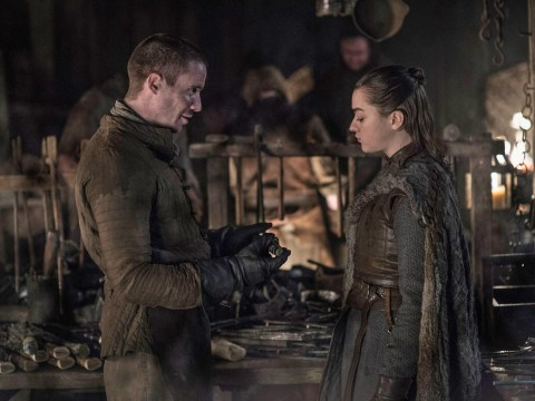 Is Game Of Thrones' Arya Stark's personalised dragonglass weapon huge clue for battle of Winterfell?