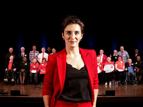 Our Dementia Choir leaves viewers heartbroken as Vicky McClure leads first performance