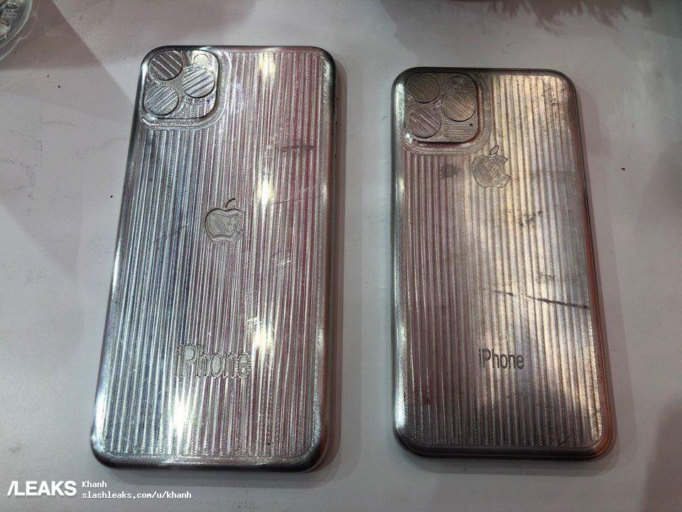 IPHONE XI AND XI MAX MOLDS (FOR CASE PRODUCTION) LEAKED http://www.slashleaks.com/l/iphone-xi-and-xi-max-molds-for-case-production-leaked-by-ben-geskin