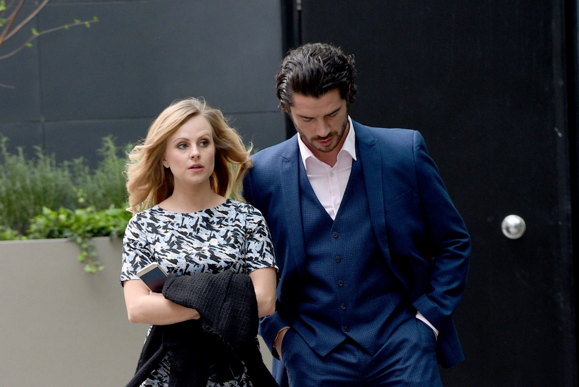 Adam Barlow is back and hes got his eyes on Sarah Platt
