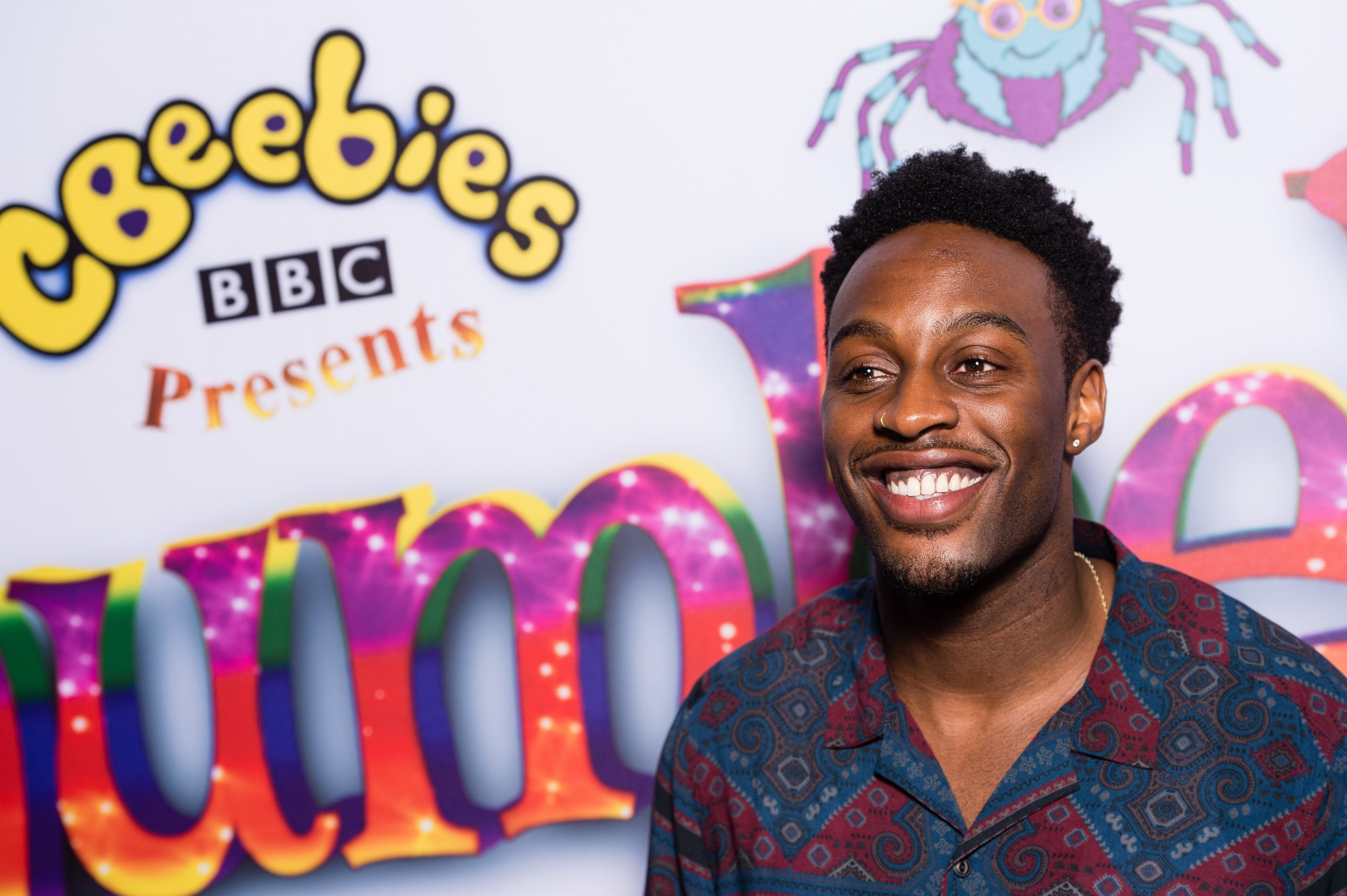 """Ryan Russell attends the CBeebies Children in Need """"Thumbelina"""" premiere at Cineworld Leicester Square on December 09, 2018 in London"""