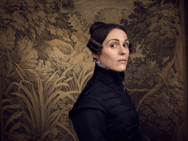 Programme Name: Gentleman Jack - TX: n/a - Episode: Gentleman Jack - Generics (No. n/a) - Picture Shows: Anne Lister (SURANNE JONES) - (C) Lookout Point - Photographer: Jay Brooks