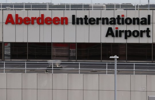 File photo dated 04/10/17 of a general view of Aberdeen International Airport. Workers at Aberdeen International Airport have voted to strike in a row over pay and pensions. PRESS ASSOCIATION Photo. Issue date: Tuesday April 23, 2019. Members of the trade union Unite backed the action by 88.3% on a turnout of 79.5%. See PA story INDUSTRY Airport. Photo credit should read: Andrew Milligan/PA Wire