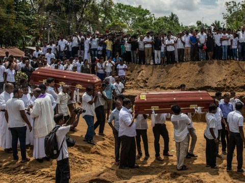 Sri Lanka overestimated death toll by more than 100 people