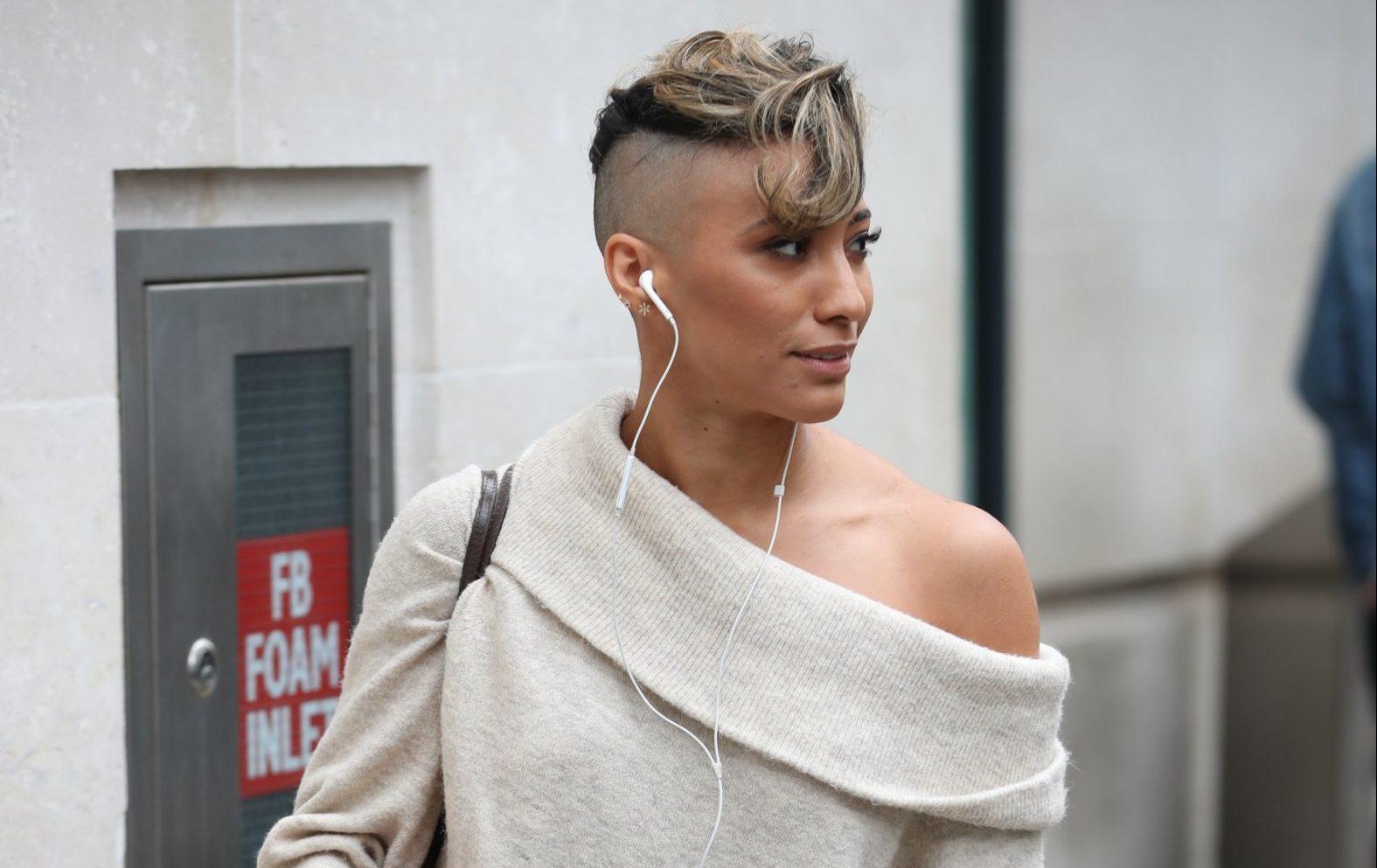 Karen Clifton gets new hair do after \u0027wanting to drop