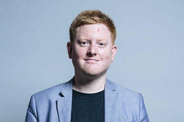 Jared O'Mara - UK Parliament official portraits 2017 Chris McAndrew / UK Parliament