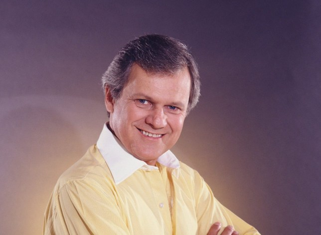 Ken Kercheval played oil tycoon Cliff Barnes