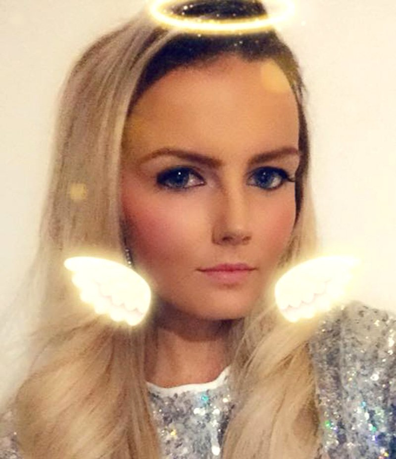 METROGRAB Kayleigh Martin, Hamilton, Lanarkshire. The care worker has been convicted of engaging in sexual activity with a 16 year old boy. (Picture: Kayleigh Martin/Facebook)