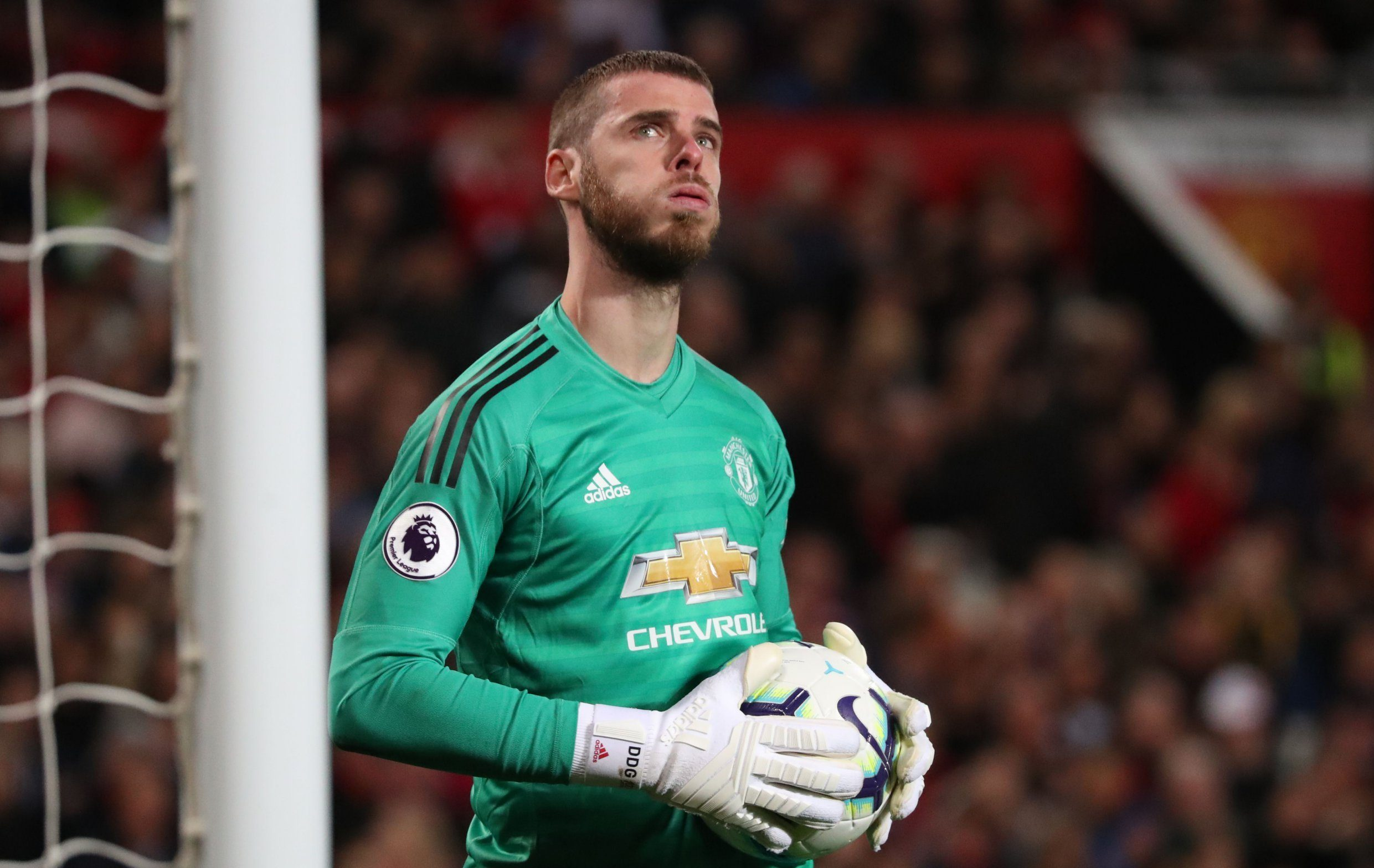 Ole Gunnar Solskjaer speaks out on David De Gea's mistakes after Manchester United's defeat to Man City