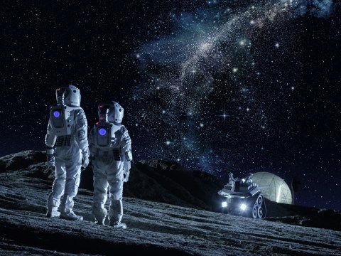Nasa reveals 'Artemis' – the plan to put a woman on the moon by 2024