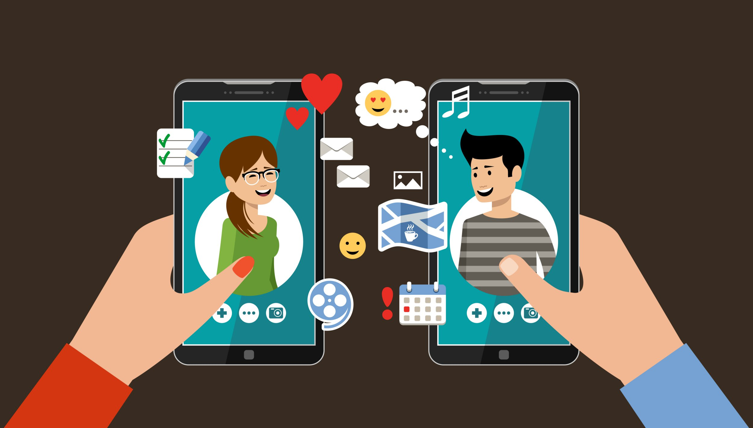 Socially - the social app that is perfect for introverts