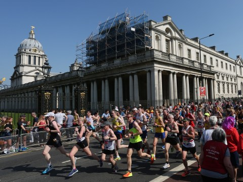 London Marathon 2019 road closures and travel advice