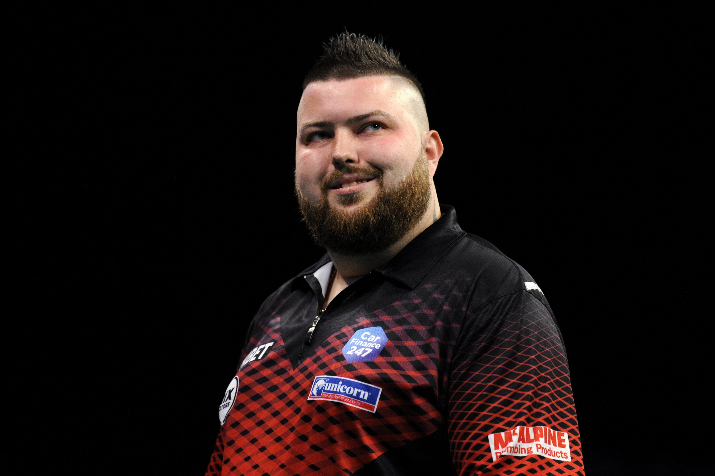 James Wade reckons Michael Smith is more talented than Michael van Gerwen