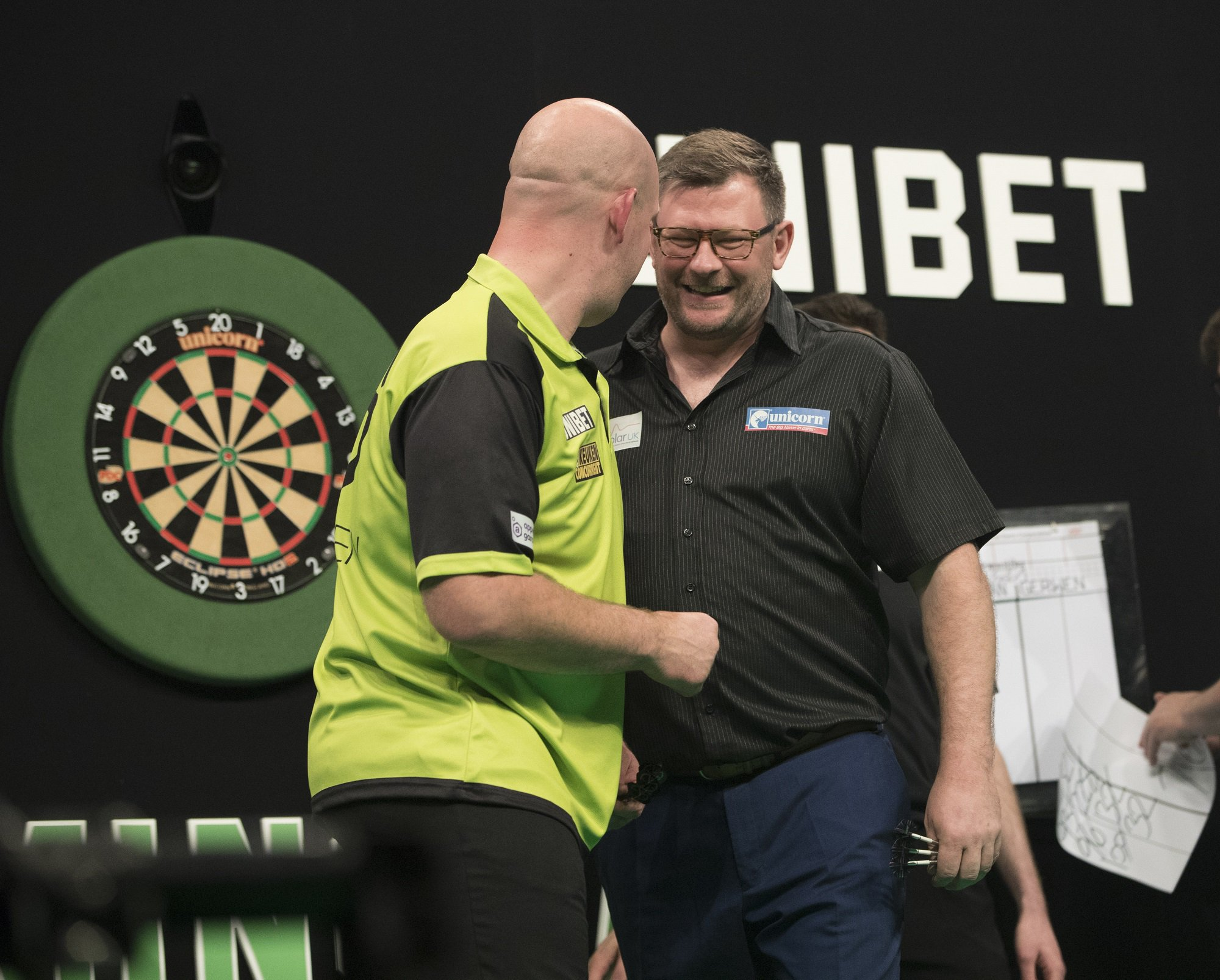 Premier League Darts Results: Van Gerwen and Wade in stunning draw as Gurney picks up crucial win