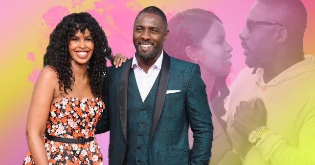 Idris Elba marries Sabrina Dhowre in stunning Moroccan
