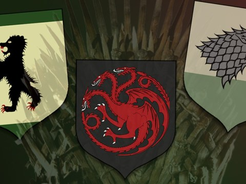 What are the Game of Thrones house sigils and what do they mean?