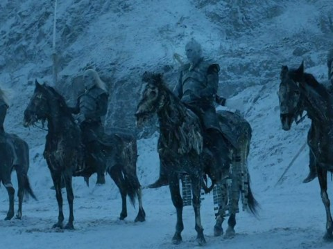 How many White Walkers are there in Game of Thrones?