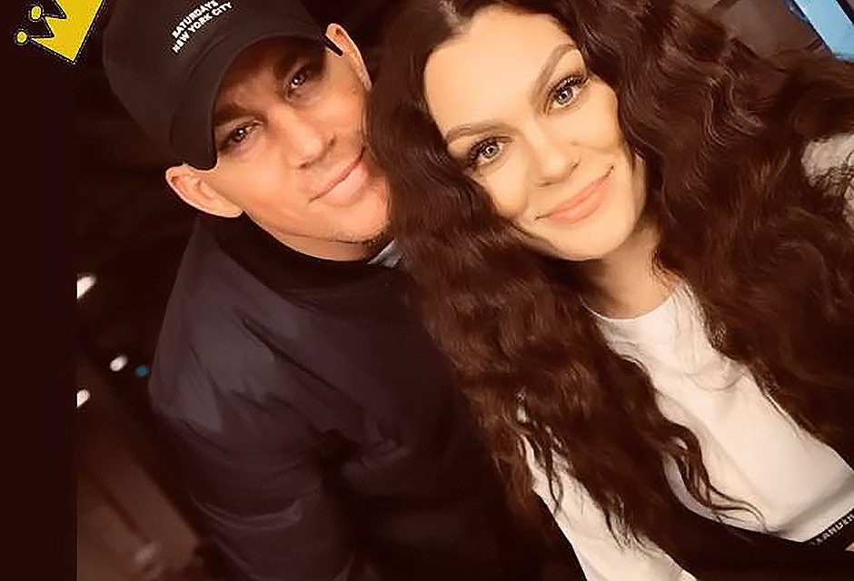 Channing Tatum wants to be Jessie J's 'snack' and the thirst is real