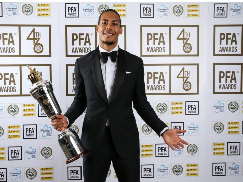Pep Guardiola names the Man City player who should have beaten Liverpool's Virgil van Dijk to Player of the Year award