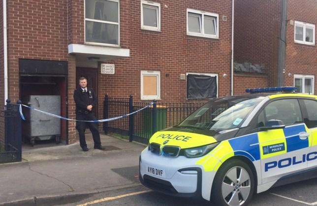 Men arrested on suspicion of murder after bodies found in