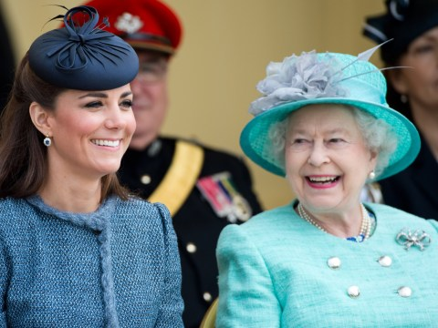 Queen grants Kate highest seal of approval on eighth wedding anniversary