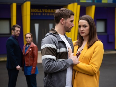 Hollyoaks spoilers: The truth about Laurie Shelby finally exposed as his fate is revealed?