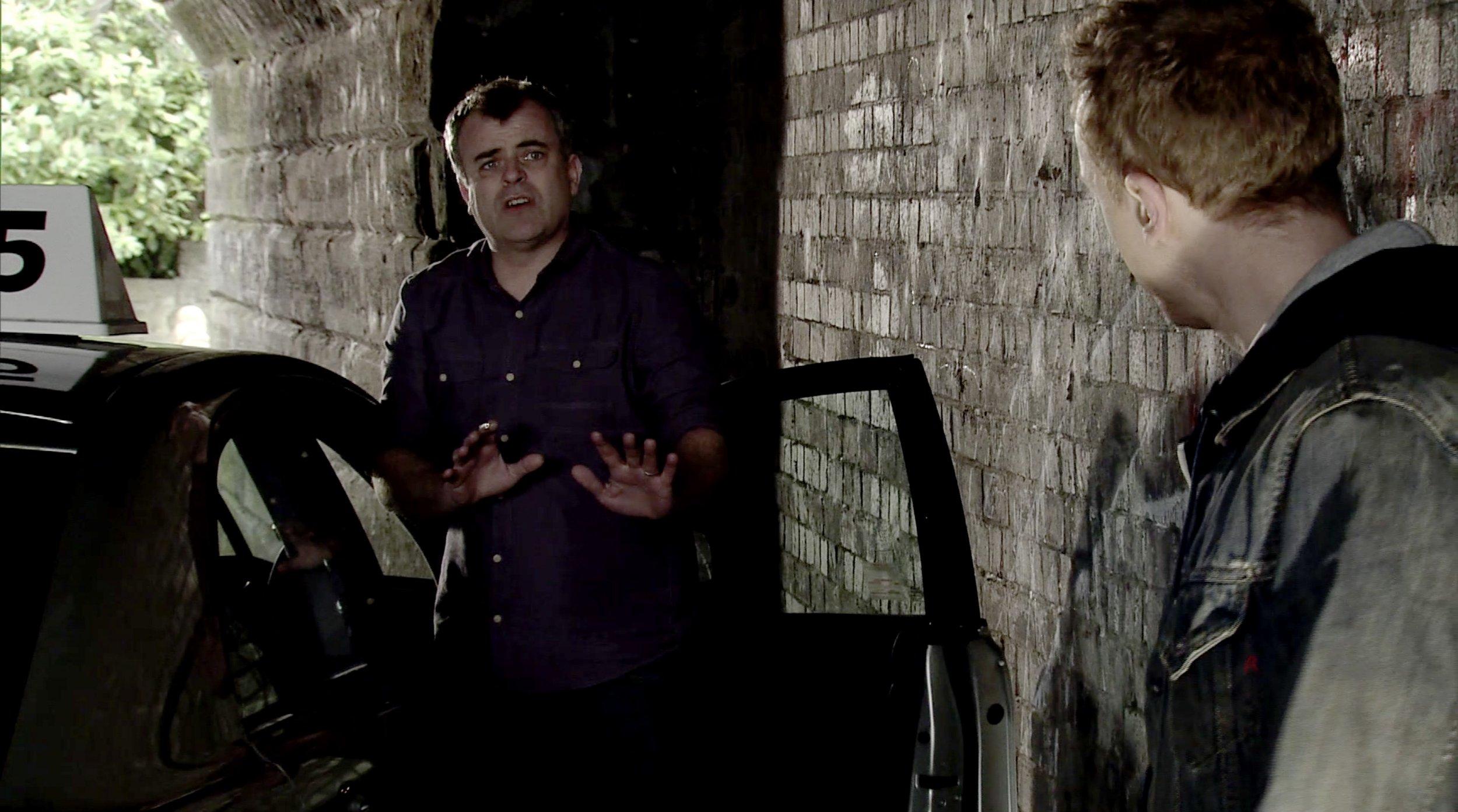 Coronation Street spoilers: Steve McDonald death fears in hostage horror