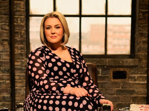 Who is Dragon's Den newcomer Sara Davies and what is her day job?