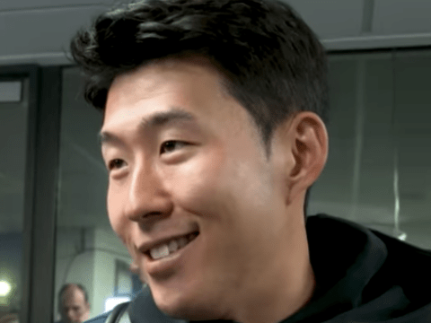 Son Heung-min's classy response after being told he's suspended for Ajax first leg