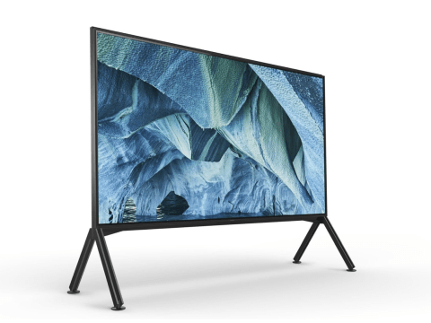 Sony releases gigantic 98-inch 8K monster TV with a truly scary price tag