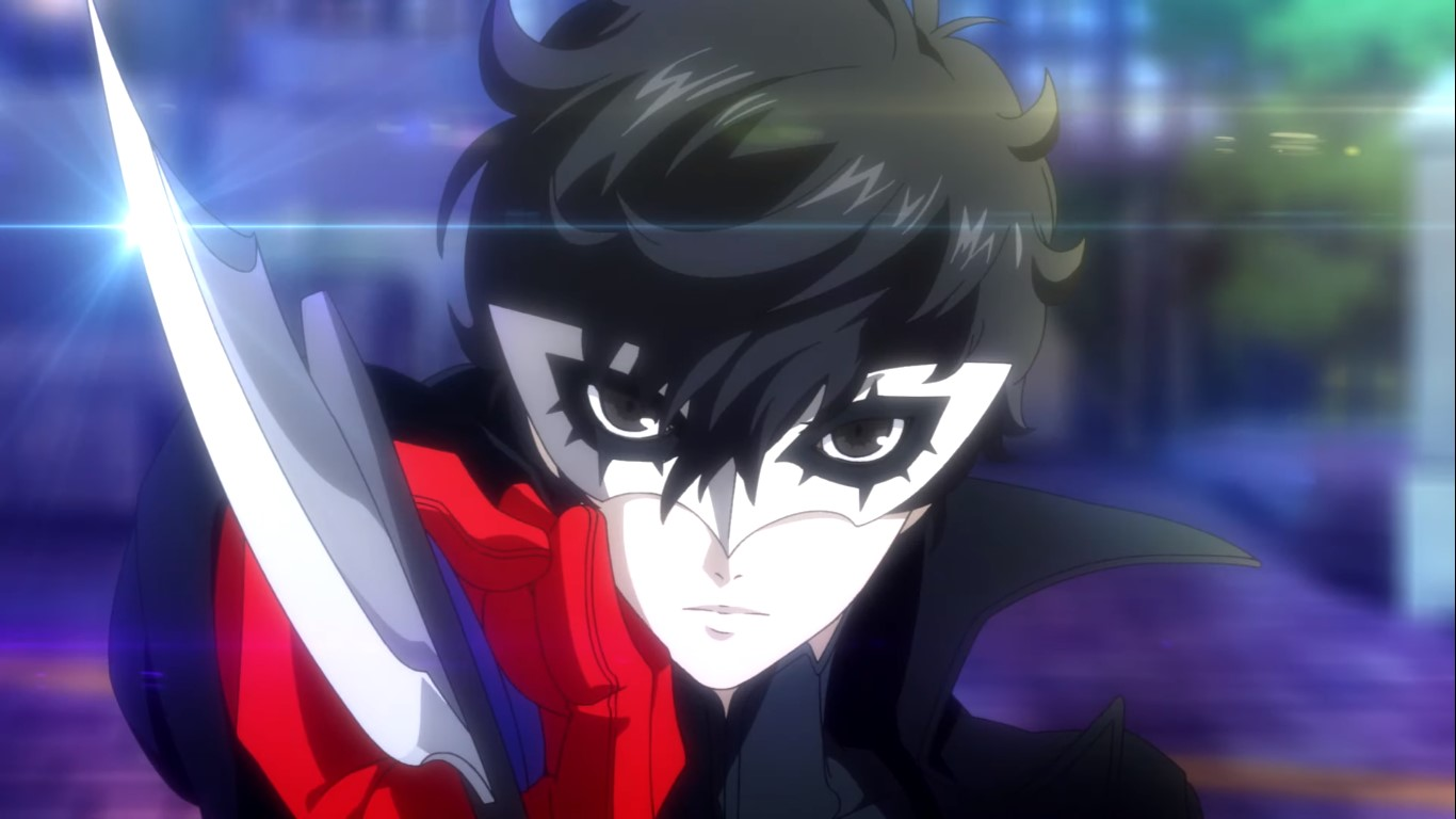 Persona 5 Scramble - not the Switch announcement fans were hoping for