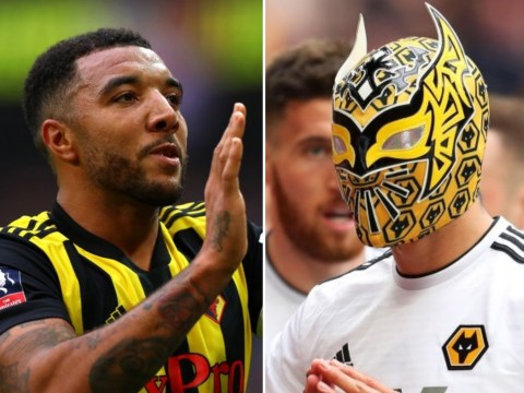 Troy Deeney destroys Raul Jimenez over mask celebration after Watford beat Wolves to reach FA Cup final
