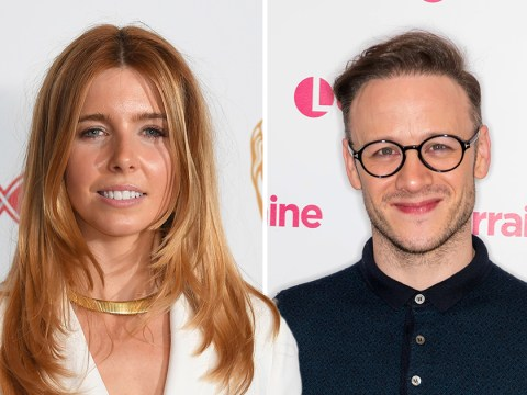 Strictly Come Dancing's Kevin Clifton can't stop smiling after reuniting with 'girlfriend' Stacey Dooley