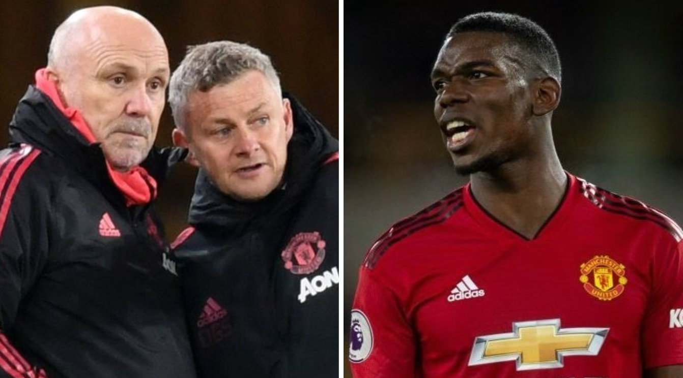 Mike Phelan explains why Paul Pogba flopped under Jose Mourinho this season