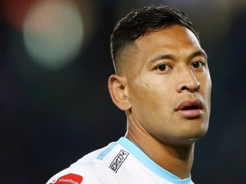 Rugby Australia to sack Israel Folau over homophobic social media post